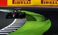 Alonso nejrychlejší v testu smáčeném deštěm