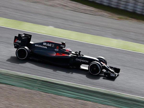 Button: F1 potřebuje konkurenci pro Mercedes