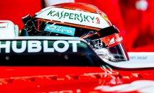 Räikkönen překvapen svou rychlostí