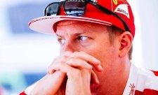 Räikkönen: V F1 není místo pro odplatu