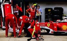 Nejrychlejší kolo testů patří Räikkönenovi