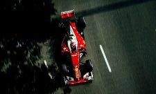 Räikkönen zklamaný pátým místem