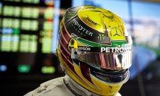 Hamilton byl nejrychlejší i ve druhém tréninku