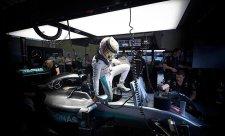 Hamilton má v Rakousku poslední pohonnou jednotku