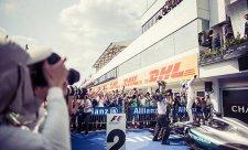 Snažil se Hamilton zdržovat Rosberga?