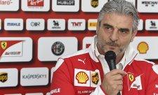 Arrivabene: Vettel si musí svůj plat ve Ferrari zasloužit!