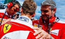Podle Ferrari není Mercedes zvyklý přijímat údery