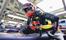 V přípravě na kvalifikaci byl nejrychlejší Verstappen