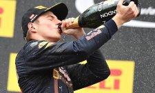 První úspěch jezdce Red Bullu na Red Bull Ringu