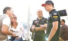 Red Bull věděl, že Verstappen nebude mít dobrý start
