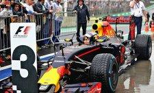 Verstappen: Druhé místo bylo jisté