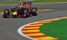 Nejrychlejší kolo dnešních tréninků patří Verstappenovi