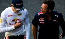 Red Bull Verstappena nepustí ani v roce 2019