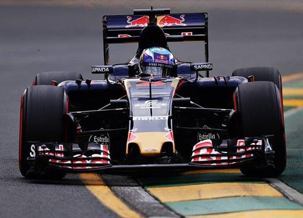 Podle Mercedesu má nejméně koní Toro Rosso