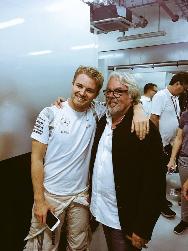 Proč se Keke Rosberg začal stranit médií?