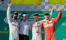 Rosberg nevyloučil přestup do Ferrari