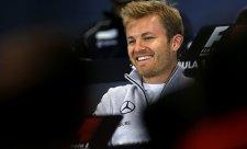 Rosberg: Ferrari neudrží vývojové tempo Mercedesu