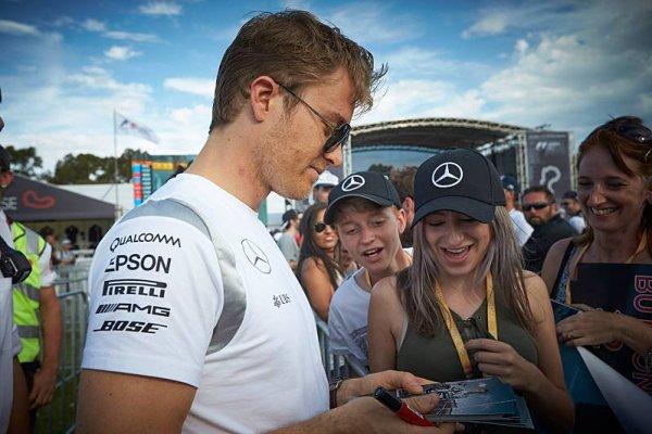 Rosberg přiznal chybu na startu VC Španělska
