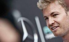 Hamilton je asi talentovanější, přiznal Rosberg
