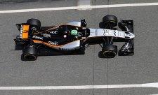 Force India potvrdila Hülkenbergův odchod