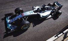 Rosberg, Ricciardo i Hamilton na stupních vítězů
