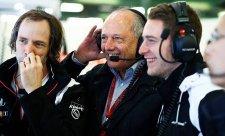 Dennis se rozloučil se zaměstnanci McLarenu
