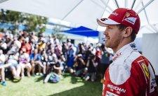 Vettel do Mercedesu nepůjde