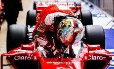 Vettel: S poruchami převodovky třeba skoncovat