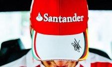 Podle Vettela bylo Ferrari rychlejší než Red Bull