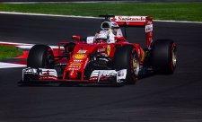 Nejrychlejší pneumatiky nebyly nejrychlejší pro Ferrari