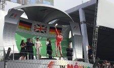 Vettel přišel o třetí místo