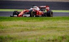 Ferrari doplatilo na penalizace a strategii