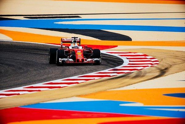 Poslední trénink patří Vettelovi