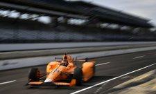 Alonso a McLaren se příští rok vrátí do Indianapolisu