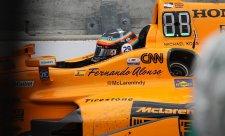 Alonsa bychom v IndyCar uvítali, uvedla Honda