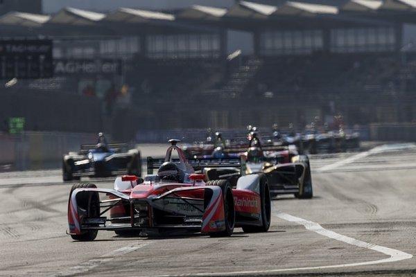 Formule E jde na Eurosport