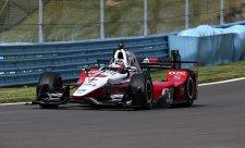 IndyCar se přidává na vlnu e-závodů
