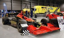 IndyCar dorazila do Letňan