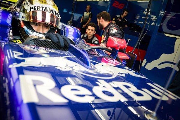 Sean Gelael zůstává s Toro Rosso