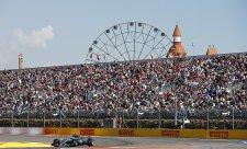 Velká cena Ruska pohledem Pirelli