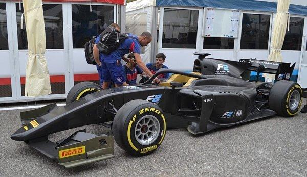 Formule 2 představila nový vůz pro sezonu 2018