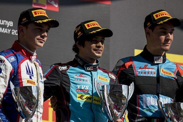 GP3 jde do druhého kola