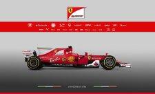 Ferrari odhalilo svůj nový vůz