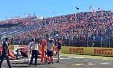 Kvalifikační double Ferrari!