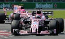 Force India se přiklonila na stranu týmových příkazů