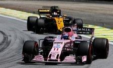 Force India si opět udržela své zaměstnance