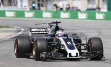Haas překvapen ztrátou na Ferrari
