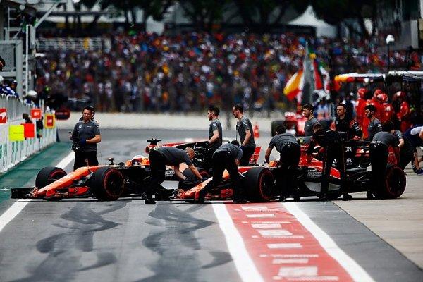 McLaren nebude mít žádný vliv na motory Renault