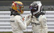 Hamilton poprvé vybojoval v Suzuce pole position