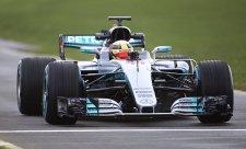 Mercedes a Petronas zůstanou partnery
